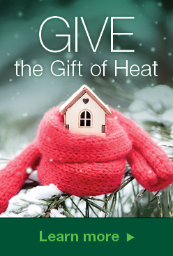 Meenan Give the gift of heat