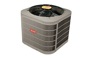 Bryant Air Conditioners, Bryant Air Conditioner Model 127A - Rely on Bryant Air Conditioning!