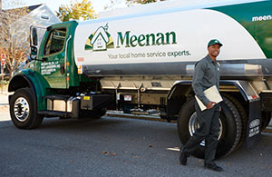 Meenan can help you go green with your home heating