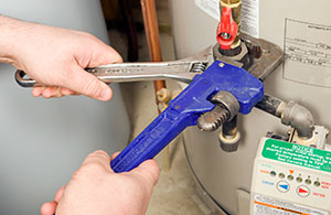 Water heater service plans