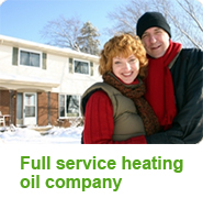 Full service heating oil company
